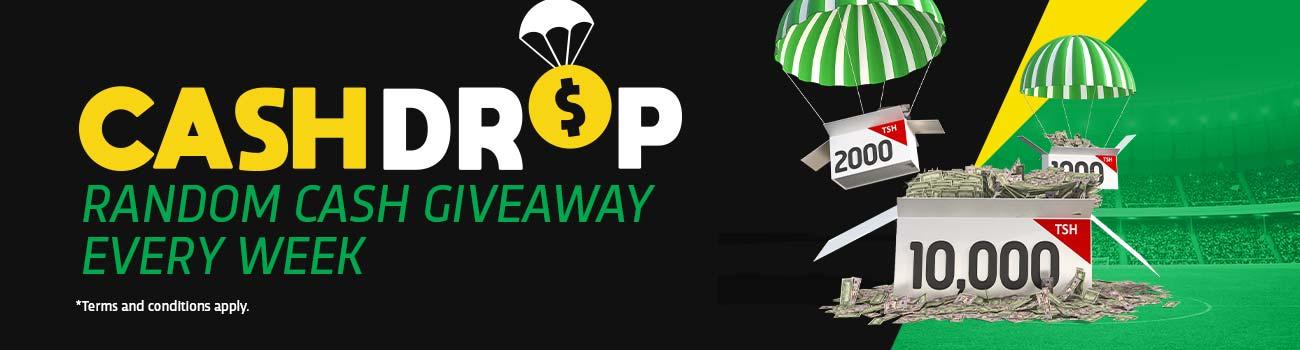 Cash Drop Promo